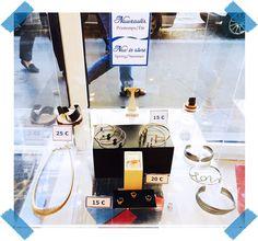 Venez découvrir nos nouveautés printemps-été à la boutique d'Abbesses ! #nouveautés #bijoux #femme #colliers #bracelets #abbesses #bluelemonparis