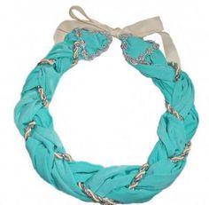 Handmade Braided Necklace Braids, Bows, Handmade, Accessories, Fashion, Hand Made, Moda, Cornrows