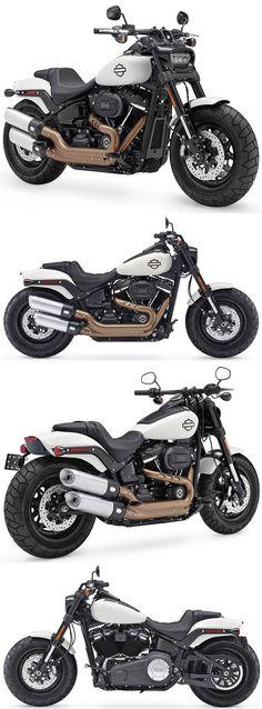 2018 Harley Davidson Fat Bob #harleydavidsonbikes #harleydavidsonbobberbobs