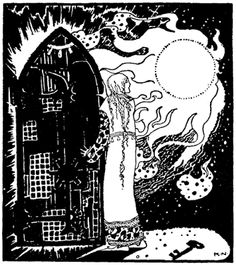 East of the Sun and West of the Moon, Old Tales from the North   Kay Nielsen