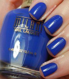 Milani - Blue Jay