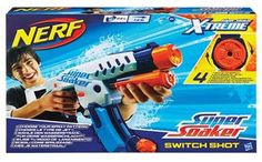 Nerf Switch Shot ile ıslan,ıslat,eğlen. http://www.onlineoyuncak.com/?urun-7388-nerf-switch-shot