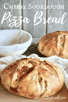 Bread Machine Recipes, Bread Recipes, Real Food Recipes, Cooking Recipes, Pizza Recipes, Dessert Recipes, Desserts, Sourdough Pizza, Sourdough Recipes