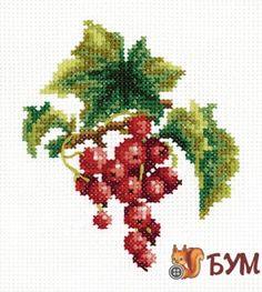 31-04 «Красная смородина» (Чудесная игла)