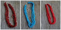 Věrčin blog Friendship Bracelets, Beaded Necklace, Blog, Jewelry, Beaded Collar, Jewlery, Bijoux, Schmuck, Jewerly