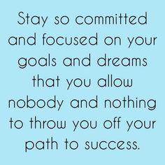 Stay on track, achieve your goals!  #weightlossprogram #weightwatchers