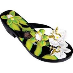 Women's Susan Mango Green Orchid Green $59.95