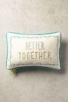 Together Festive Cushion