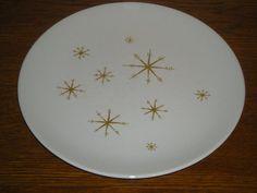 Royal China Ironstone Star Glow Series by prairieflowervintage, $8.00