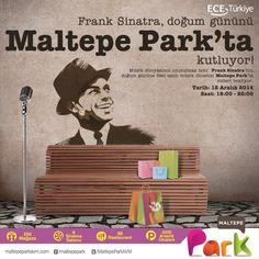 Müzik dünyasının unutulmaz ismi Frank Sinatra'nın doğum gününe özel canlı müzik dinletisi Maltepe Park'ta.