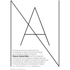 Aline Weber Models the New Austerity for S Moda's September Cover... ❤ liked on Polyvore