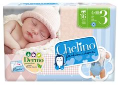 Pañales Infantiles Chelino. Talla 3 4-10kg https://www.facebook.com/ChelinoFashionLove