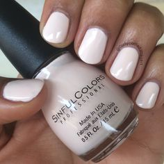 SinfulColors Easy Going 300