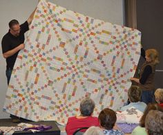 Happy Quilting: Cedar Quilt Retreat