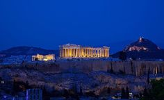 """""""Our love of what is beautiful does not lead to extravagance; our love of the things of the mind does not make us soft."""", Pericles    Our beautiful Acropolis"""