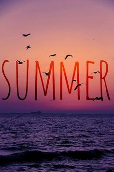 So ready for summer!