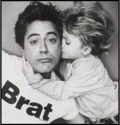 Robert Downey Jr. RDJ