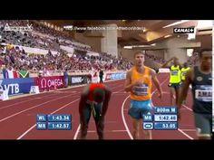 Pierre-Ambroise Bosse: Record de France au meeting Herculis de Monaco (2014)