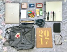 what's in my kanken