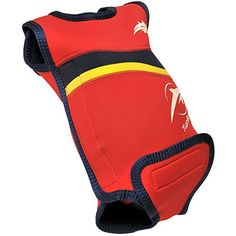 Konfidence Babywarma Baby Wetsuit - Red Wave (12-24 Months)  Price Β£27.99