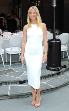 Gwyneth Paltrow from The Best of the Red Carpet  Gwyn's found a breezy summer sheath just as sophisticated as it is chic (by Alice+ Olivia).