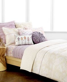 Style&co. Bedding, Forget me Not Comforter and Duvet Cover Sets