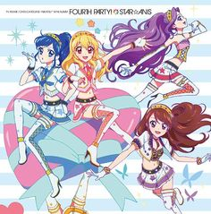 Aikatsu! - Fourth Party!  ▼ Download: http://singlesanime.blogspot.com/2013/06/aikatsu-fourth-party.html