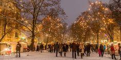 Frohe Weihnachten! Berlim já tem mercado natalino funcionando no início de novembro