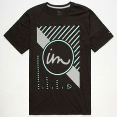 IMPERIAL MOTION Fairview Reflective Mens T-Shirt