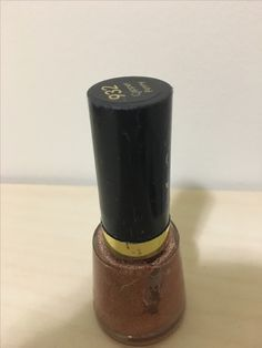 An awesome classic and well loved nail polish in copper penny
