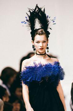 Yves Saint Laurent A/W 1993-94