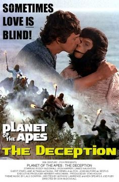 THE ONLY GOOD HUMAN IS A DEAD HUMAN! Celebrating the mighty PLANET OF THE APES saga, from Pierre...