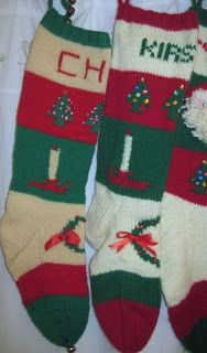 The Cultured Purl: About Christmas Stockings