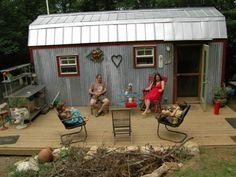 Tiny houses, big lives: How families make small spaces work, in real life