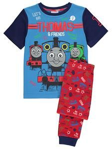 Infants Thomas The Tank /& Friends Colourful Cotton Rich Character Socks