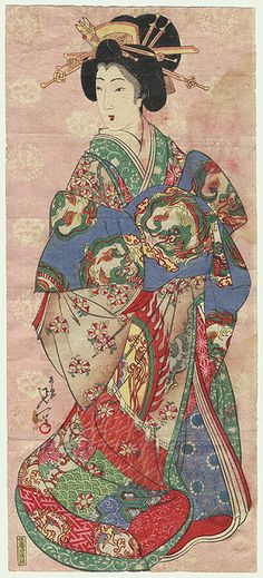 Illustratus: Fuji Artes Japanese Artwork, Japanese Prints, Chinese Painting, Chinese Art, Art Occidental, Geisha Art, Japan Painting, Japanese Illustration, Japanese Geisha