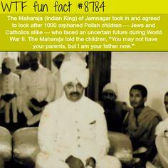 The Indian Oskar Schindler - WTF fun facts