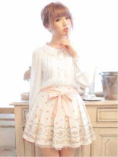 Lolita-Like Fashion