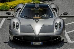 Pagani Huayra, via Flickr.