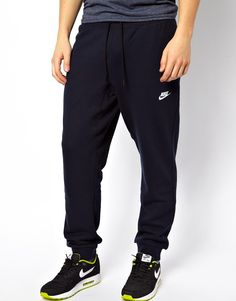 Men's nike sweat pants. I want these for the gym!