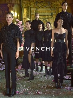 Givenchy 2015 Fall / Winter