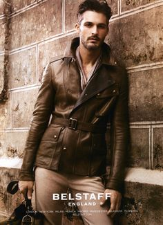 @Belstaff moto inspired jacket