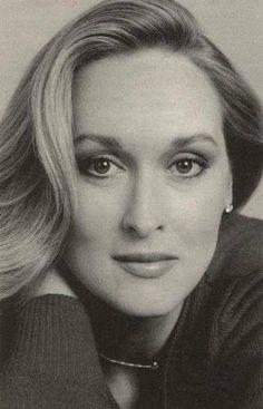 Die Beste: Meryl Streep.