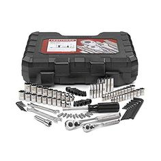 Black Friday 2014 Craftsman 94 Piece Mechanic Tool Set New in Case from Craftsman Cyber Monday