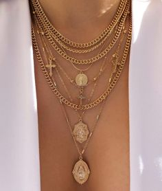Awesome Raye Coin Necklace Set – Love Stylize - Women's Jewelry and Accessories-Women Fashion Cute Jewelry, Body Jewelry, Jewelry Accessories, Jewelry Necklaces, Women Jewelry, Fashion Jewelry, Gold Bracelets, Jewelry Ideas, Gold Jewellery