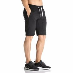 3ca3a18ffac3 Men s Camouflage Shorts Trousers Casual Calf-Length Jogger Shorts  Sweatpants Fitness Workout Cotton Camo Shorts For Men - 2 Colors