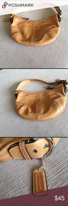 Bag A beautiful Coach small bag. New without tags. Coach Bags Shoulder Bags