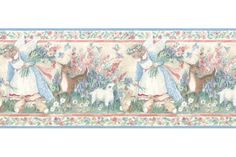 Kitchen Borders : Animals Wallpaper Border SU75930