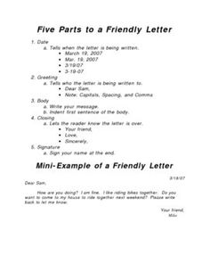 Business Letter Format Letter Writing Template Pinterest