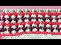 Easy Knitting Patterns, Knitting Stitches, Baby Knitting, Drops Design, Baby Sweaters, Crochet, Blanket, Crafts, Youtube